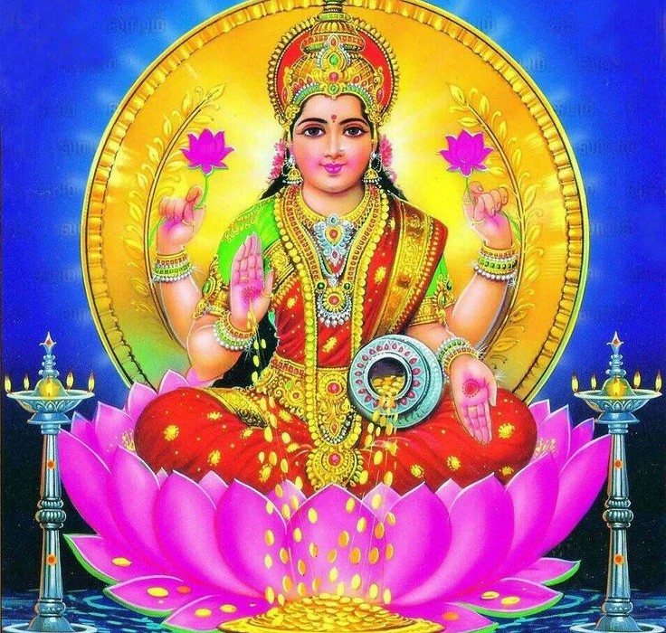 India-Godess-Lakshmi