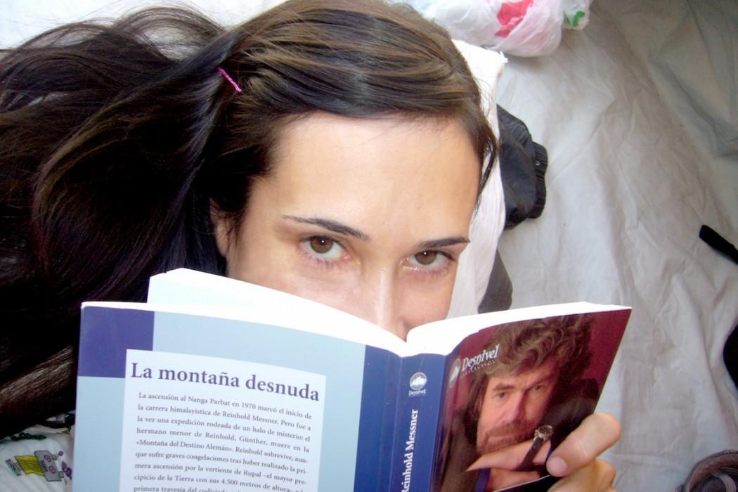 Leyendo a Reinhold Messner