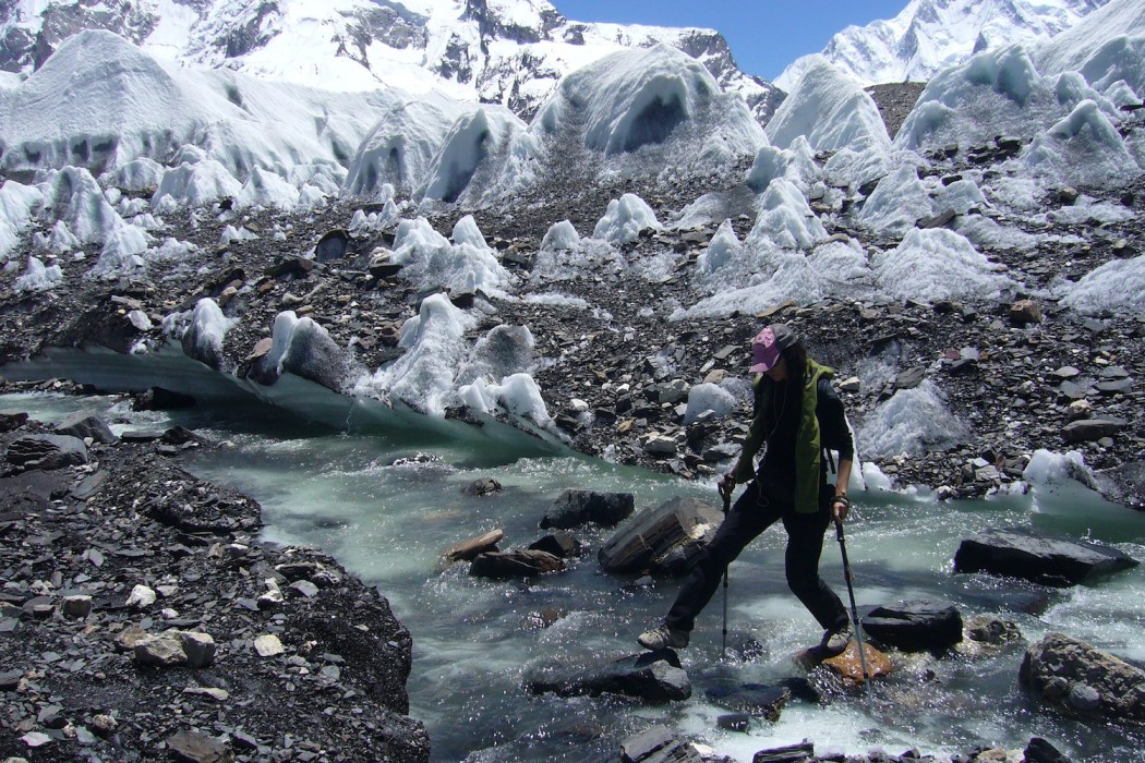 Glaciar de Baltoro