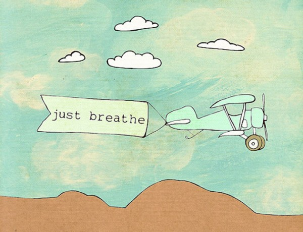 Just Breathe by LisaBarbero